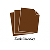 PTI Perfect Match Dark Chocolate Cardstock (50 sheets)