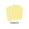 PTI Perfect Match Limeade Ice Cardstock (50 sheets)