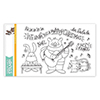 Simon Says Stamp Carol Singers Stamp Set