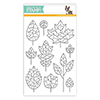 Simon Says Stamp Fractile Leaves Stamp Set
