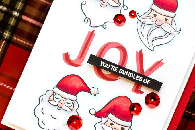 Hero Arts | Winter 2017 Catalog – You Are Bundles Of Joy Card by Yana Smakula