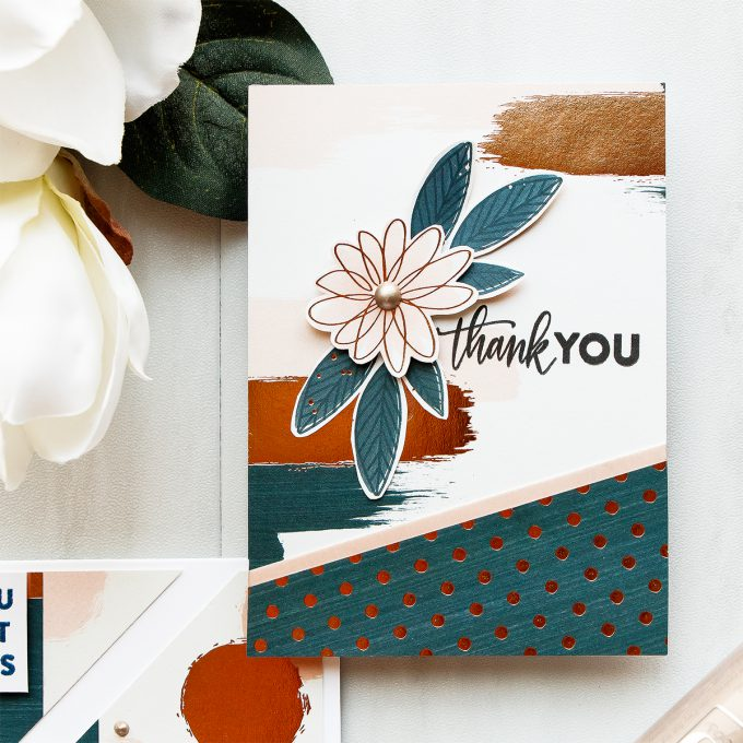 Simon Says Stamp | October 2017 Card Kit. Handmade cards by Yana Smakula