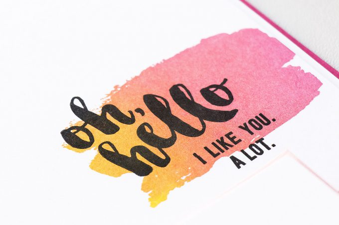 It's STAMPtember! | Concord & 9th Exclusive – Oh Hello. Handmade cards by Yana Smakula