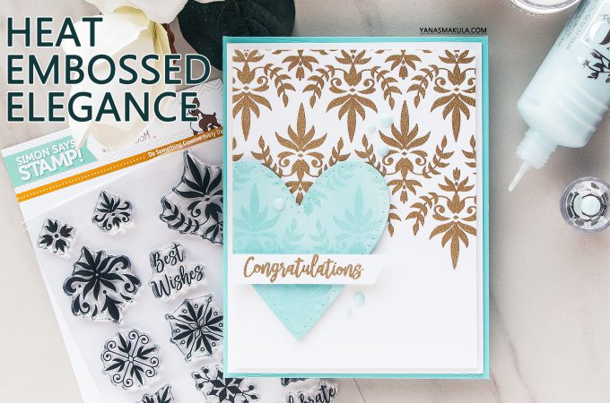 It's STAMPtember! | Pretty Pink Posh Exclusive – Damask Greetings