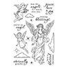 Hero Arts Clear Stamps Angels