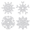 Simon Says Stencils Frozen Fractals Stencil