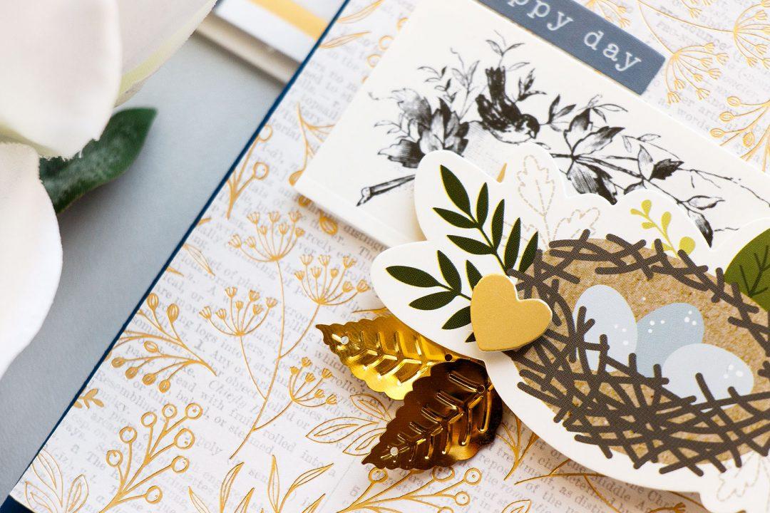 Simon Says Stamp   November 2017 Card Kit - Handmade Cards Inspiration by Yana Smakula