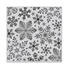 Hero Arts Hand Drawn Snowflakes Bold Prints