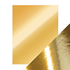 Tonic Polished Gold Mirror Card Gloss Cardstock