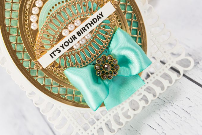 Spellbinders | Shaped Cards Video Series. Episode #2 – It's Your Birthday