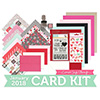 Simon Says Stamp Card Kit of the Month January 2018