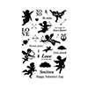 Hero Arts Cherubs Clear Stamps