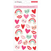 Crate Paper Main Squeeze Puffy Stickers