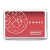 Hero Arts Ombre Light Ruby to Royal Red Ink Pad