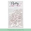 Pretty Pink Posh Marshmallow Confetti