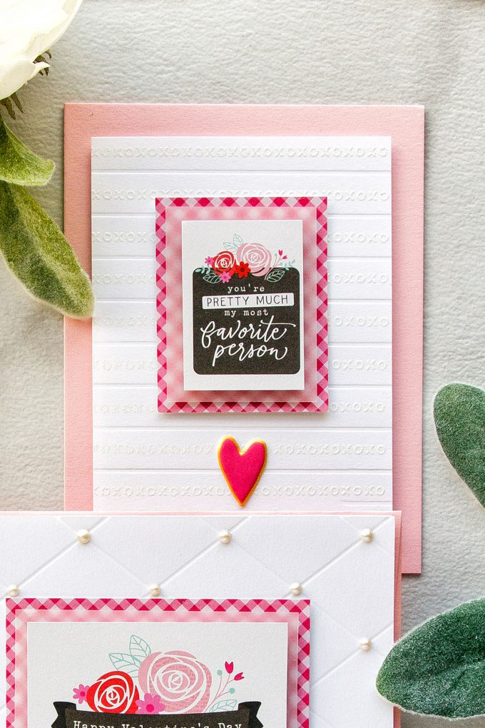 Simon Says Stamp | January 2018 Card Kit Inspiration