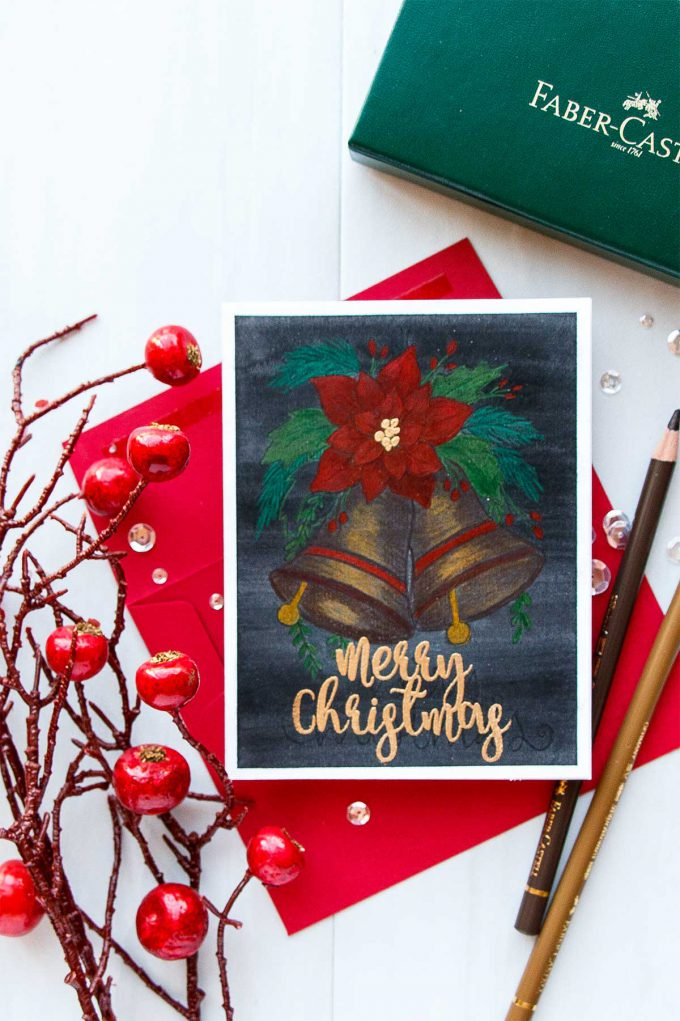 Simon Says Stamp | Suzy's Watercolor Prints Christmas Cards