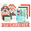 Simon Says Stamp Card Kit of the Month February