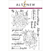 Altenew Forever & Always Stamp Set