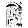 Hero Arts Clear Stamps Safari Wild About You