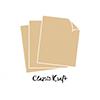 PTI Paper Basics - Kraft Cardstock (50 Sheets)