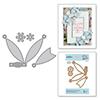 Spellbinders Petite Double Bow and Flowers Dies