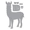 Spellbinders Hip Llama Dies
