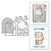 Spellbinders Layered Bundle of Joy Dies