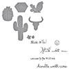 Spellbinders Cacti Stamp & Die Set