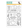 Simon Says Clear Stamps Breakfast Buddies