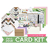 Simon Says Stamp Card Kit of the Month March 2018