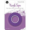 Therm O Web Purple Tape Easy Release Delicate Removable Paper Tape
