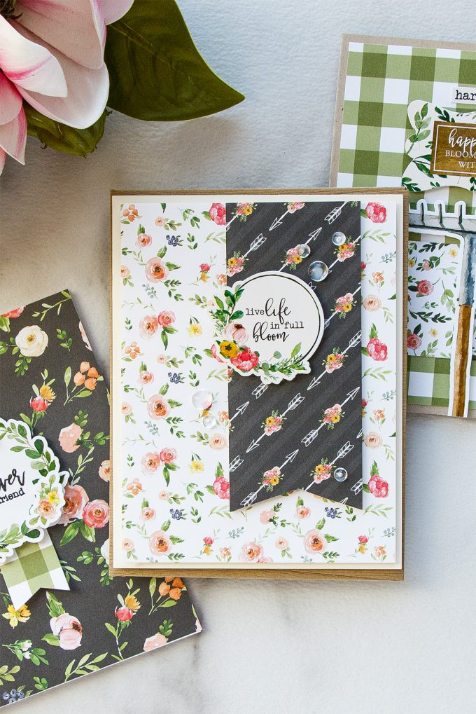 Simon Says Stamp | March 2018 Card Kit - 7 Cards + Video