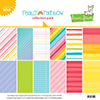 Lawn Fawn Really Rainbow 12x12 Inch Collection Paper Pack