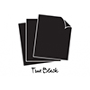 PTI Perfect Match True Black Cardstock