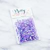 Pretty Pink Posh Pansy Purple Jewels