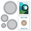 Spellbinders Open Scallop Edge Circles