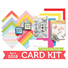 Simon Says Stamp Card Kit of the Month April 2018 Beautiful Day