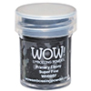 Wow Embossing Powder Primary Ebony Super Fine