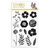 Simon Says Clear Stamps Bold Flowers