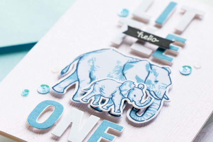 Hero Arts   Color Layering With Yana Series - Color Layering Elephant Cards. Video