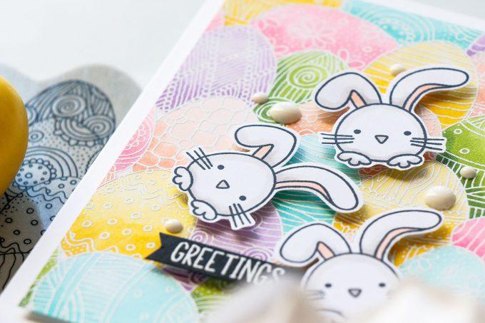Simon Says Stamp | Easter Greetings Card