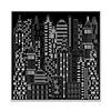 Hero Arts Cling Stamp Urban Skyline