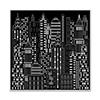 Hero Arts Cling Stamp Urban Skyline