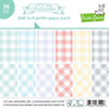 Lawn Fawn Gotta Have Gingham Paper Pack
