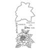 Hero Arts Florals Stamp and Cuts Dahlia Coordinating Set