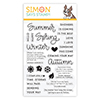 Simon Says Stamps Four Seasons Sayings