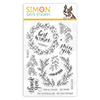 Simon Says Stamps Wreath Greetings