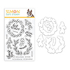 Simon Says Stamps and Dies Wreath Greetings