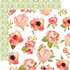 Carta Bella Rustic Elegance Collection - Flowers